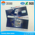 Tarjeta sin contacto de cuatro colores IC sin contacto del PVC IC / ID 13.5MHz NFC