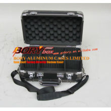 Small Aluminium Case with Foam Insert Equipment Case Tool Box