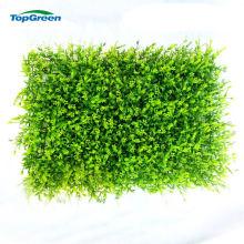 china best fake grass vertical wall panels
