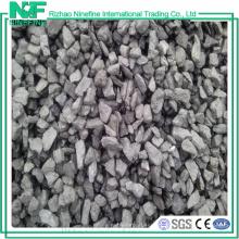 Hoher fester Kohlenstoff mit niedrigem Schwefelgehalt 80-120mm 90-150mm Gießereikoks für niedrigen Preis