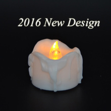 Led Flameless Tea Lights Led Battery Operated Tea Lights