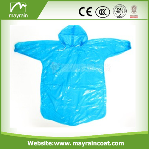 All Kinds Colors PE Raincoat