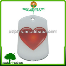 2014 New Design Decorative Metal Dog Tags