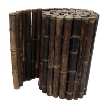 14-16mm  High straightness bamboo fence for villa