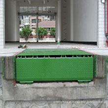 Leveler de doca hidráulico elétrico do elevador aprovado do carro do CE