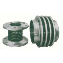 Z Type Metal Bellows SS Extension Joint Flanged Ends