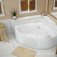 Triângulo banheira de canto acrílico com qualidade superior SL9132 (00)
