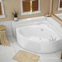 Треугольная акриловая угловая ванна высшего качества SL9132 (00)