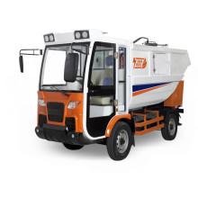 Электрический мусоровоз с маркировкой CE