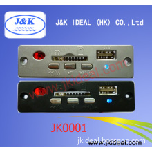 Remote MP3 USB SD PCBA