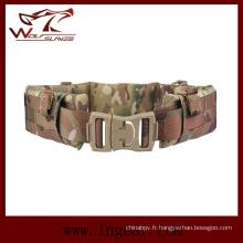 Molle Tactical Gear ceinture militaire souple ceinture