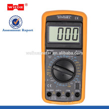 Multímetro digital DT9208A (ángulo de visión móvil)