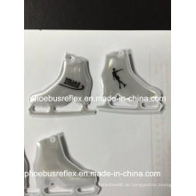Skate Reflctor En13356 Reflektierendes Schlüsselanhänger