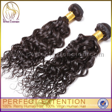 Product Name Natural Black Color Full Keratin 22inch Curly Hair Extensions