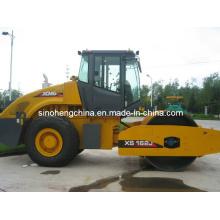 156HP 16 toneladas de rolo da máquina da construção de estradas