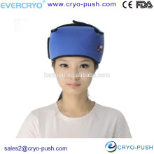 Evercryo Medical Cold Wrap with Gel Ice Pack for Head