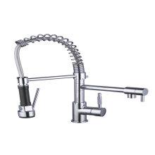 Spring Single Kitchen Faucet