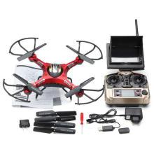 Drone de retorno de uma tecla de quadcóptero RC 5,8g Fpv RC com câmera