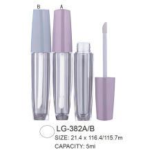 Emballage cosmétique de bouteille à lèvres de haute qualité
