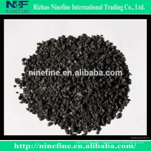 china factory calcined pitch coke