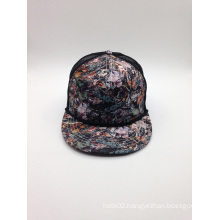 Hot Sale Snapback Sublimation Hat Fashion Cap (ACEK0108)