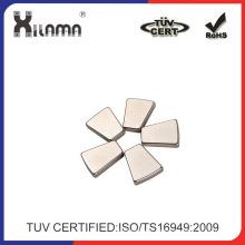 Personalizado de alta calidad neodimio imán trapezoidal