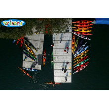 Kayaking de Kayaking de turismo de plástico de duas pessoas