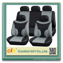 Cheap competitive price custom printed full set car seat cover