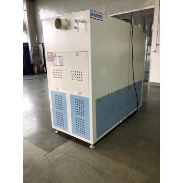 Machine de remplissage à quatre systèmes de pesage