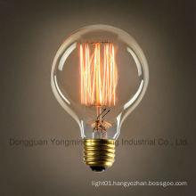 G80 Globe Vintage Edison Bulb with 25W 40W 60W