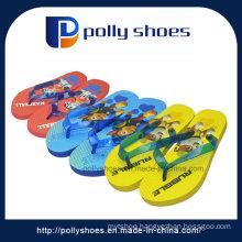 2016 New Design EVA Slippers Summer Kids Slippers