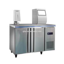 Probador de eficiencia de filtración de partículas ASTM F2299 PP 99BFE Material Meltblown Nonwoven Fabric Testing Machine