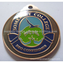 Customized Gold Plating & Zinc Die Cast Medallion