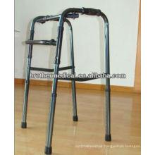 Aluminum anodizing frame walker