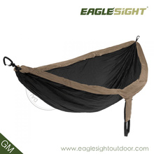 Outdoors Compressed Double-Sized Parachute Hammock