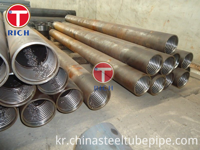 Pl5638370 5 420mm Diameter Seamless Drill Steel Pipe With Jis G 3465 Stmc C 540 Stmc C 640