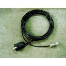 Câble d'acier sport avec nylon