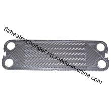 Wärmetauscherplatte (kann ALFALAVAL M10 ersetzen)