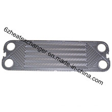 Placa de intercambiador de calor (puede reemplazar ALFALAVAL M10)