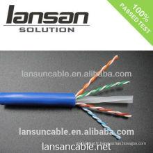 Certificat network cat6 lan cable avec une excellente performance