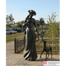 Artistic Figure Sculpture