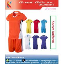 Fußballkostüme Mädchen / Fußball tragen Frauen / Fußballuniformen für Damen