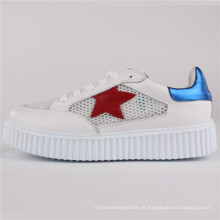 Mulheres Sapatos PU / Couro / Malha Sapatos Casuais Snc-65003
