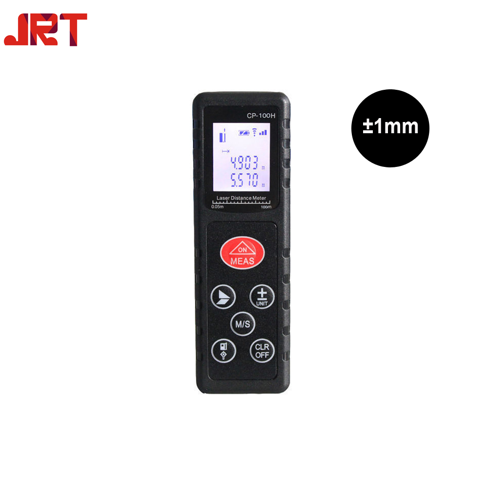 1mm accuracy laser distance meter