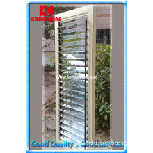 Openable Indoor Aluminum/PVC Plantation Roller Window Blinds/Shutter