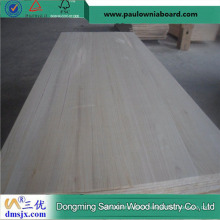 Lightweight Paulownia Solid Wood Price