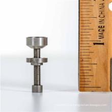 Prego de titânio de 10mm para fumar tabaco com 1,2 '' de altura (ES-TN-032)