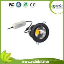 Downlight de 25W COB LED con 2 años de garantía