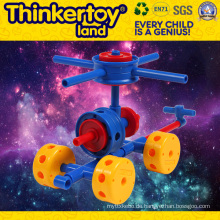 Schöne Faery Stuhl Modell Baustein Eduction Spielzeug für Kinder
