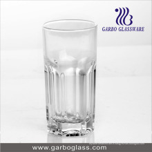 Coupe potable en verre transparent stockée par Hotsale
